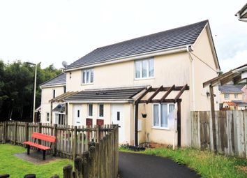 Thumbnail 2 bed end terrace house for sale in Quarry Fields, Okehampton, Devon