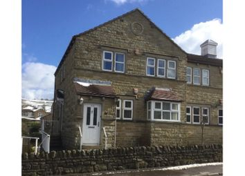 Thumbnail 2 bed flat for sale in Cottingley Road, Bradford