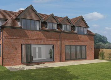 Thumbnail 5 Bed Detached House For Sale In Maurys Lane West Wellow Romsey