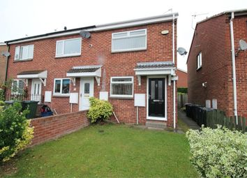 Thumbnail 2 bed end terrace house to rent in Yarwell Drive, Maltby, Rotherham, South Yorkshire