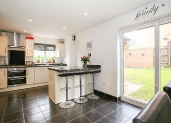 Thumbnail 5 bedroom end terrace house for sale in Eagle Way, Hampton Vale, Peterborough