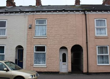 Thumbnail 2 bed terraced house for sale in Glasgow Street, Hull