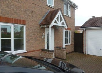 Thumbnail 3 bed property to rent in Tilley Close, Thorpe Astley, Leicester
