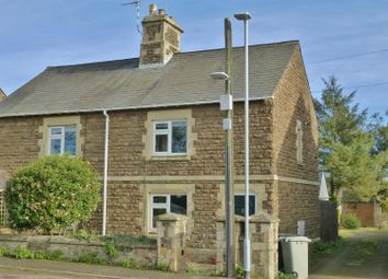 Thumbnail 2 bed cottage for sale in Main Road, Barleythorpe, Oakham