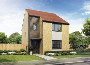 "Thumbnail 3 bed detached house for sale in ""The Horton"" at Exeter Road, Wallsend"