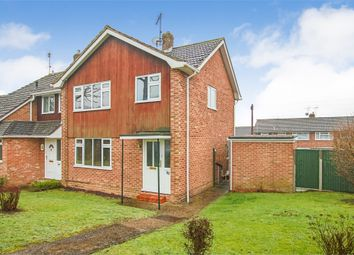 Thumbnail 3 bed end terrace house for sale in Garden Wood Road, East Grinstead, West Sussex