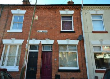 Thumbnail 2 bed terraced house for sale in West Avenue, Clarendon Park, Leicester