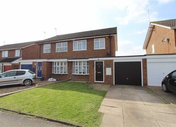 Thumbnail 3 bed semi-detached house for sale in Orion Way, Leighton Buzzard