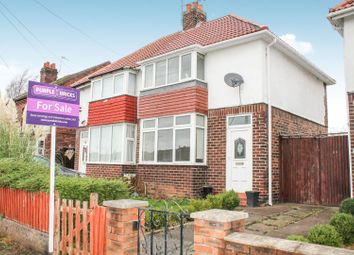 3 bed semi-detached house for sale in Ridgway Street, Crewe CW1