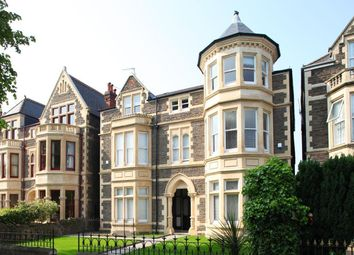 Thumbnail 2 bedroom flat to rent in Cathedral Road, Pontcanna, Cardiff