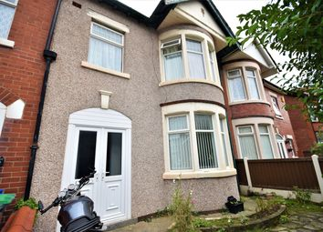 Thumbnail 3 bed terraced house to rent in Leicester Road, Blackpool, Lancashire