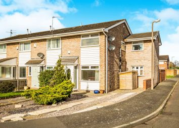 Thumbnail 3 bed semi-detached house for sale in Brunsfield Close, Moreton, Wirral