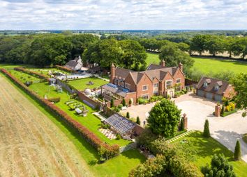 Ullenhall Lane, Ullenhall, Henley-In-Arden, Warwickshire B95. 7 bed detached house for sale