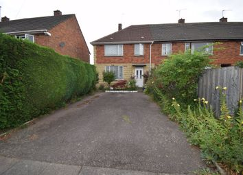 Thumbnail 3 bed end terrace house for sale in Harringworth Road, Goodwood, Leicester