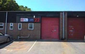 Thumbnail Light industrial to let in Unit 22 Westover Industrial Estate, Ermington Road, Ivybridge, Devon
