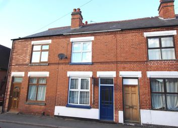Thumbnail 3 bed terraced house to rent in Keats Lane, Earl Shilton, Leicester