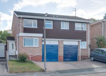 Thumbnail 3 bed semi-detached house for sale in Milcote Close, Greenlands, Redditch