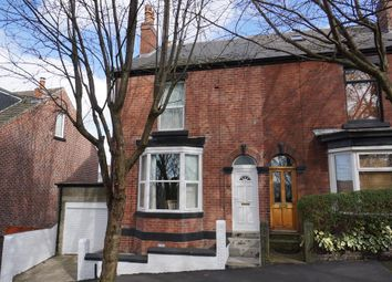 3 bed semi-detached house for sale in Woodbank Crescent, Meersbrook, Sheffield S8