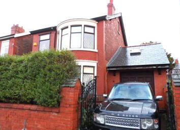 Thumbnail 5 bed detached house for sale in Dutton Road, Blackpool