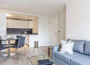 Thumbnail 2 bedroom flat to rent in Merchant Building, 38 Wharf Road, London