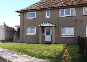 Thumbnail 2 bedroom flat to rent in Elgin Road, Lossiemouth