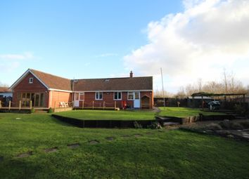 Thumbnail 6 bed detached house for sale in Plum Lane, Dunwear, Bridgwater