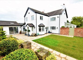Thumbnail 5 bed detached house for sale in Cobblers Lane, Wrexham
