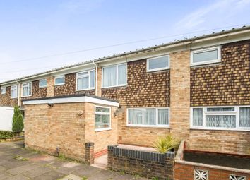 Thumbnail 3 bedroom terraced house for sale in Clarendon Road, Broadwater, Worthing