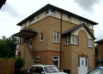 Thumbnail 2 bedroom maisonette to rent in Holly Close, Crownhill, Milton Keynes