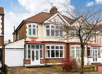 Thumbnail 3 bed semi-detached house for sale in Fernhall Drive, Ilford