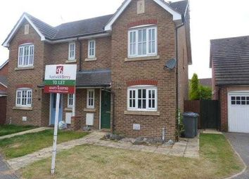 Thumbnail 3 bed semi-detached house to rent in Lyle Close, Kesgrave, Ipswich