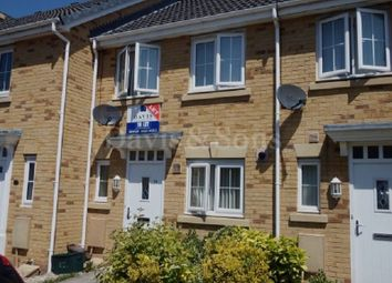 Thumbnail 2 bed terraced house for sale in Schooner Avenue, Newport, Gwent.