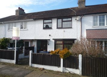 Thumbnail 3 bed terraced house to rent in Herne Avenue, Herne Bay, Kent