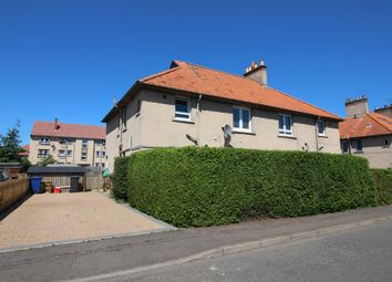 Thumbnail 2 bed flat for sale in Kennington Avenue, Loanhead, Midlothian