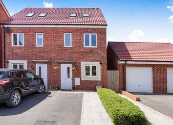 Thumbnail 3 bed semi-detached house for sale in Valerian Street, Lyde Green, Bristol