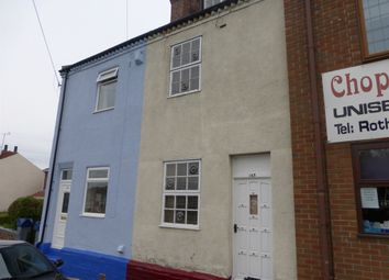 Thumbnail 2 bed terraced house for sale in Fitzwilliam Street, Swinton, Mexborough