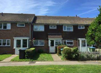 Thumbnail 3 bed terraced house for sale in Giles Close, Yapton, Arundel