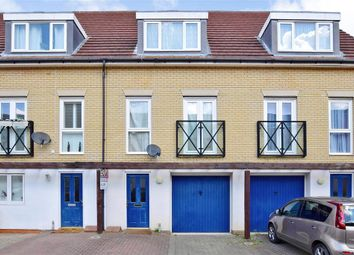 Thumbnail 3 bed town house for sale in Glandford Way, Chadwell Heath, Essex