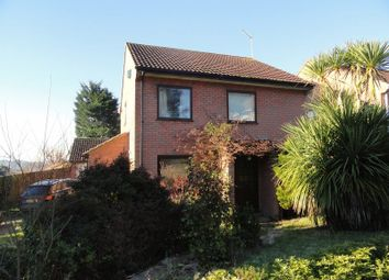 Thumbnail 4 bed detached house for sale in Marian Road, Corfe Mullen, Wimborne