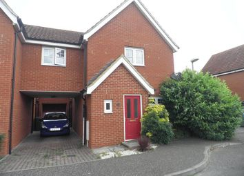 Thumbnail 3 bed property to rent in Windsor Park Gardens, Sprowston, Norwich