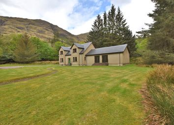 Thumbnail 4 bed detached house for sale in Clovullin, Ardgour