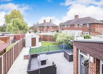 Thumbnail 3 bed terraced house for sale in Shelthorpe Avenue, Loughborough, Leicestershire