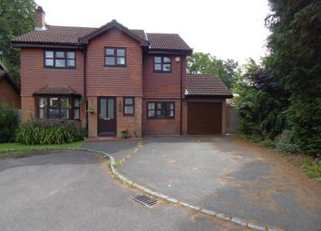 Thumbnail 4 bed detached house to rent in Bunch Way, Haslemere