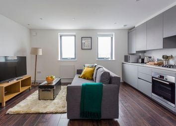 Thumbnail 1 bed flat to rent in East Ferry Road, London
