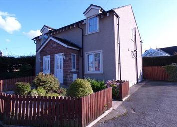 Thumbnail 2 bed semi-detached house for sale in The Sands, Brampton, Cumbria