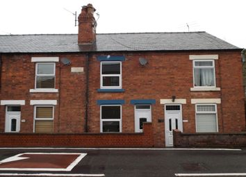 Thumbnail 2 bed terraced house to rent in Greenhills Road, Eastwood, Nottingham