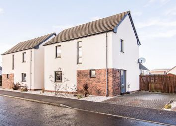 Thumbnail 3 bed detached house for sale in 49 George Grieve Way, Tranent, East Lothian