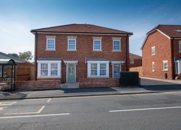 Thumbnail 2 bed semi-detached house for sale in White Hart Lane, Portchester, Fareham