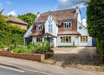 Thumbnail 5 bed detached house for sale in Hendon Wood Lane, Arkley, Barnet