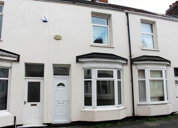 Thumbnail 2 bedroom terraced house to rent in Falkland Street, Middlesbrough
